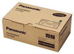 Картридж оригинальный Panasonic KX-FAT403A7 черный