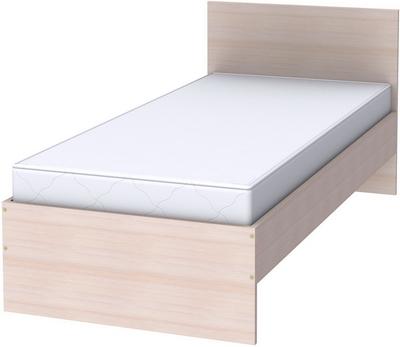 У-К09. Кровать с ортопедическим основанием    880x945x2044 мм  ВxШxГ