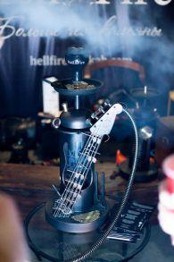 "Дизайнерский кальян ""Smoke on the water"" by HellFire"