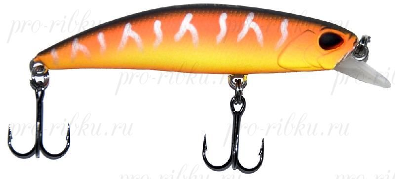 Воблер RUBICON RANK MINNOW S, 60mm, 6.5gr, A457