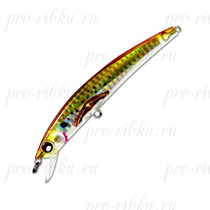 Воблер Yo-Zuri Crystal 3D Minnow (F) 110mm F979-HBK