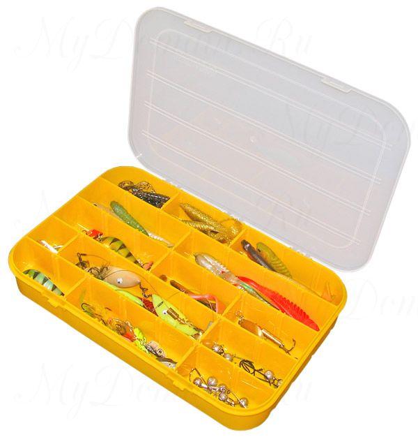 Коробка AQUATECH 5-35 ячеек
