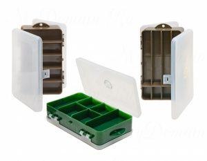 Коробка ТРИ КИТА ТК-31 двойная 8+5 отделений