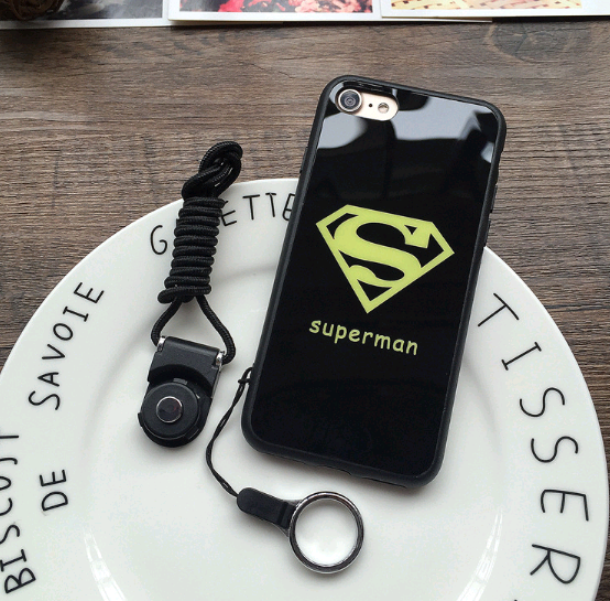 Чехол для iPhone 7/8 Superman