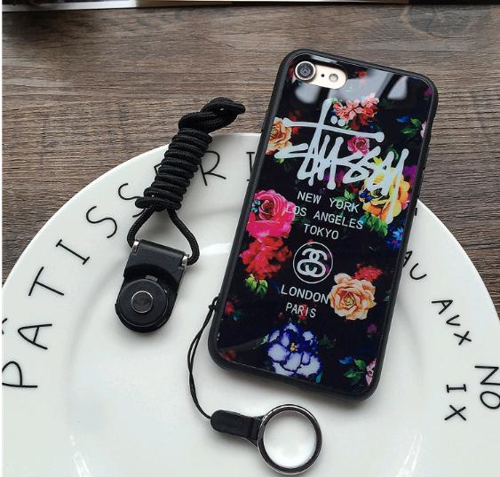 Чехол для iPhone 7/8 (Розы)