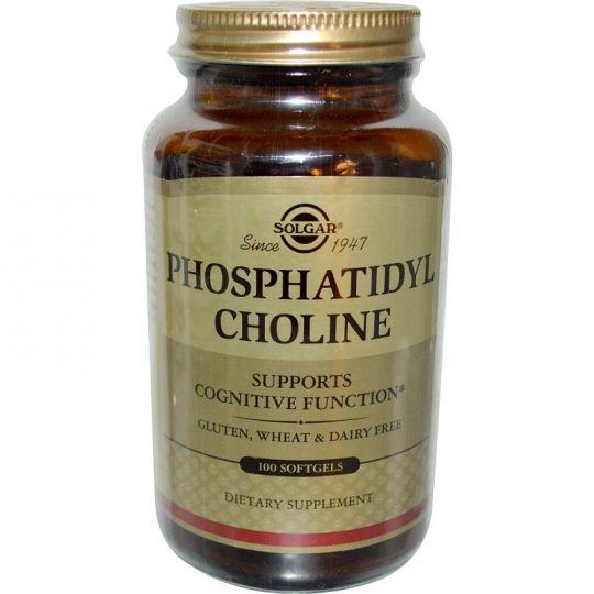 Фосфатидилхолин 100 капсул
