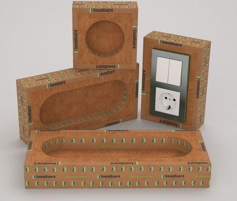 Короб SoundGuard IzoBox 3
