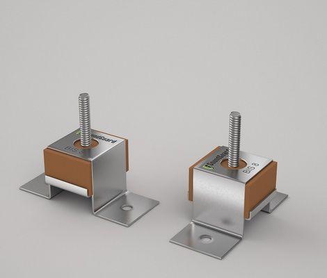 Виброподвес для виброизоляции оборудования и агрегатов.BIS 8