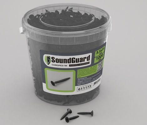 Саморезы SoundGuard ГМ 3,5х25