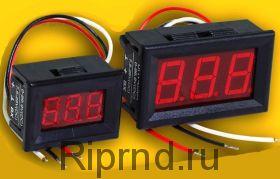 Вольтметр постоянного тока ВПТ-0,36