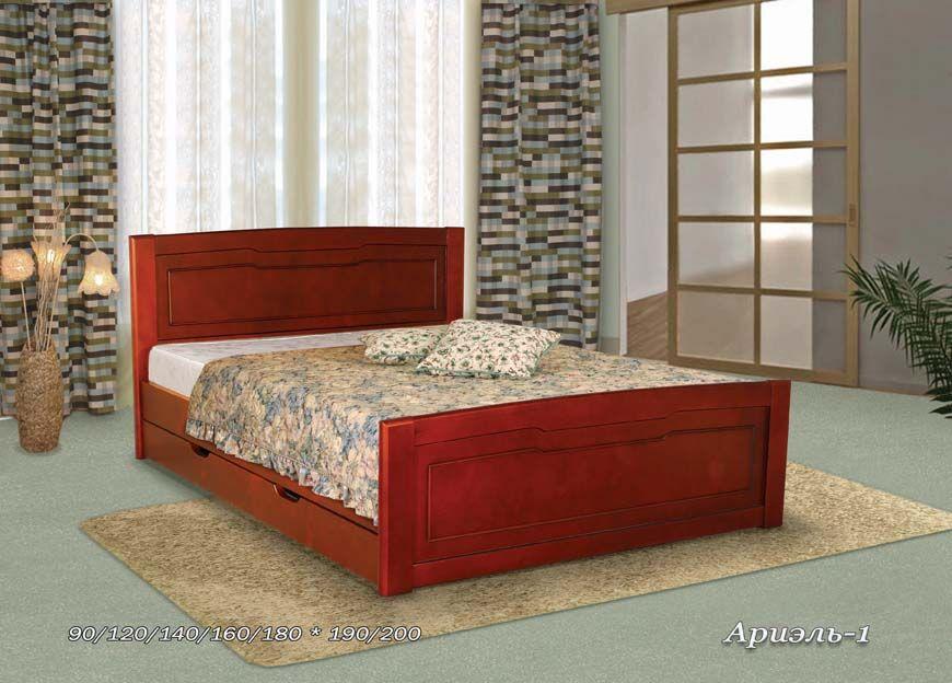 Кровать Ариэль - 1 | Альянс XXI век