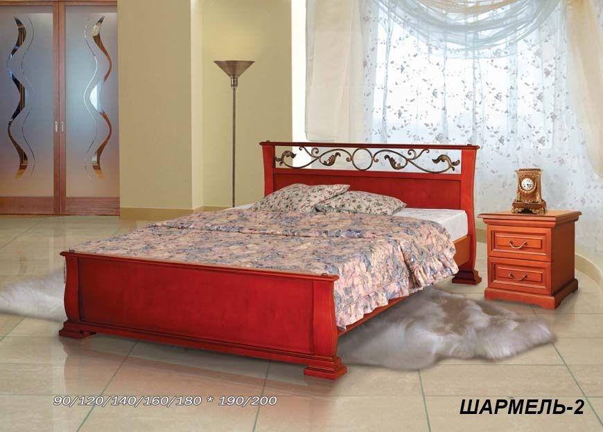 Кровать Шармель-2 (ковка) | Альянс XXI век