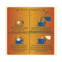 Масала чай Тадж Махал в пакетиках | Brooke Bond Taj Mahal Rich Masala Tea Bags