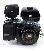 Lifan 192F D25 (17 л. с.) с катушкой освещения 3Ампер (36Вт) четырехтактный бензиновый двигатель в стандартной комплектации, мощностью 17 л. с., и диаметром выходного вала 25 мм.