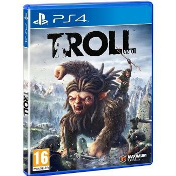 Игра Troll and I (PS4)
