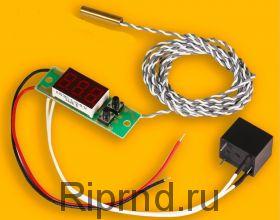 Терморегулятор Термо-3D (12 или 24 вольт)
