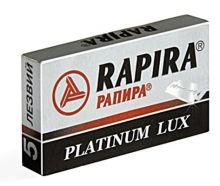 Rapira platina лезвия для бритья 5 шт./20/200/