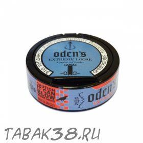 Табак жевательный Chew Odens Cold Extreme Loose (рассыпчатый) 40 г
