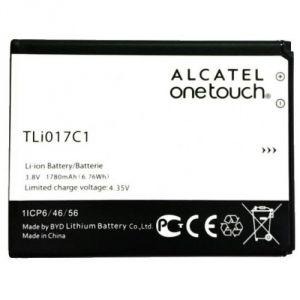 Аккумулятор Alcatel 5017D Pixi 3 (4.5)/5019D Pixi 3 (4.5) (TLi017C1) Оригинал