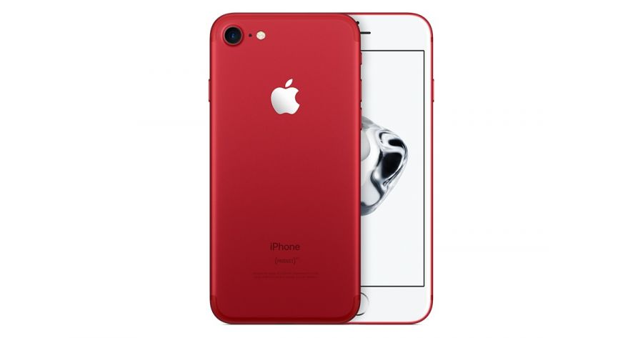 Apple iPhone 7 128GB красный