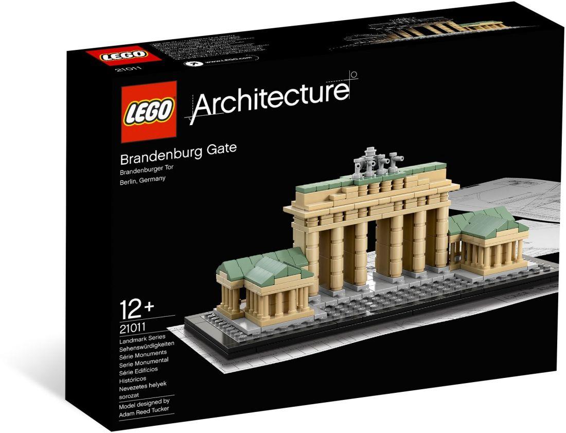 Конструктор ЛЕГО Architecture: Бранденбургские ворота 21011