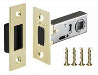 Защелка врезная MAGNET M12-50-25 GP золото