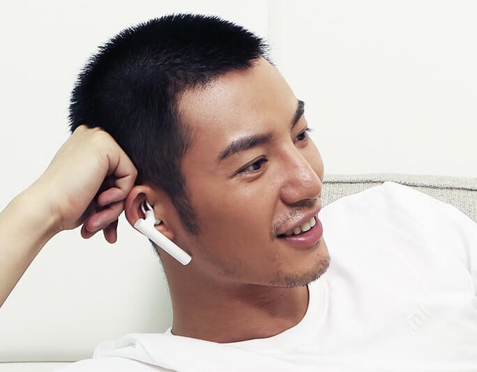 Xiaomi Mi Bluetooth Headset Youth Edition White Wikie