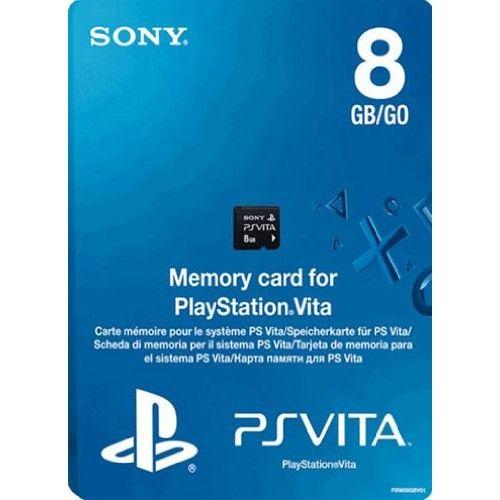 Карта памяти 8ГБ для Sony PS Vita