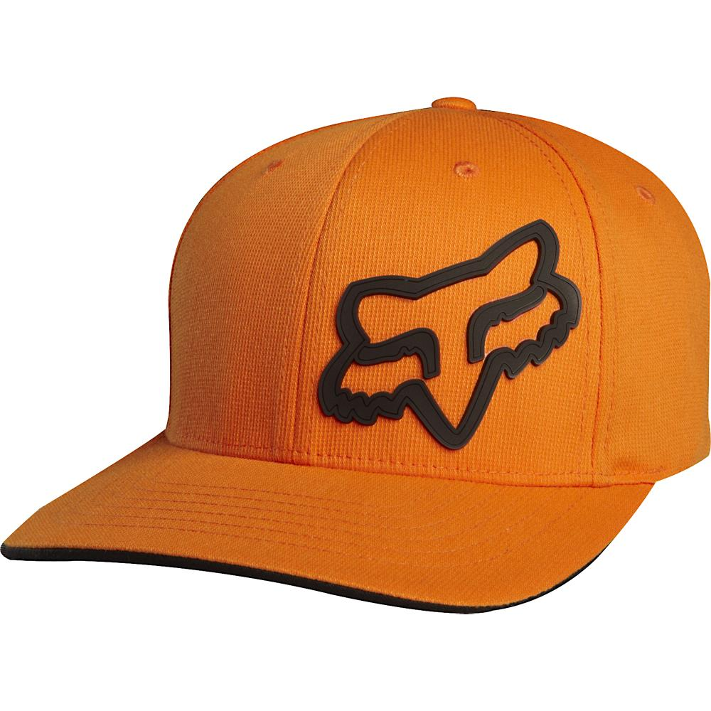 Fox - Signature Flexfit Hat бейсболка, оранжевая