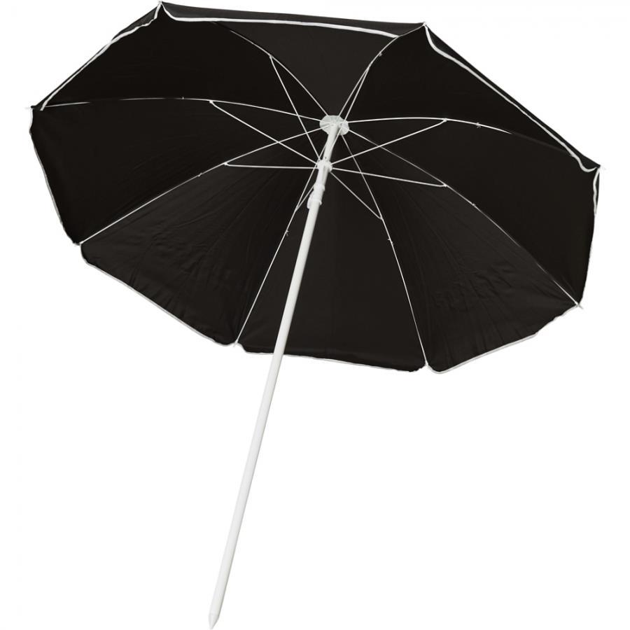 Fox - No Fly Zone Umbrella зонт пляжный, черный