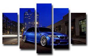 Модульная картина BMW