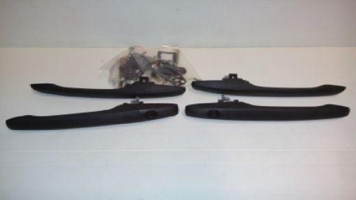 Евроручки 1138 - (рысь) Black 2109 -2115 Черный комплект к-т 4шт.