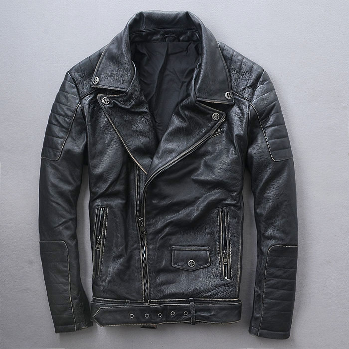 Куртка косуха (кожа) Evil Fast