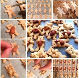 Формочки для печенья 4 шт 884-339