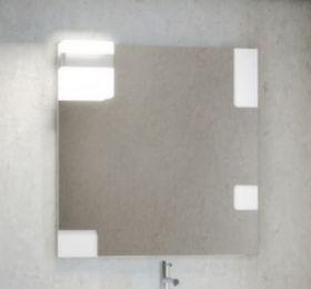 Зеркало с подсветкой Smile Санторини 100