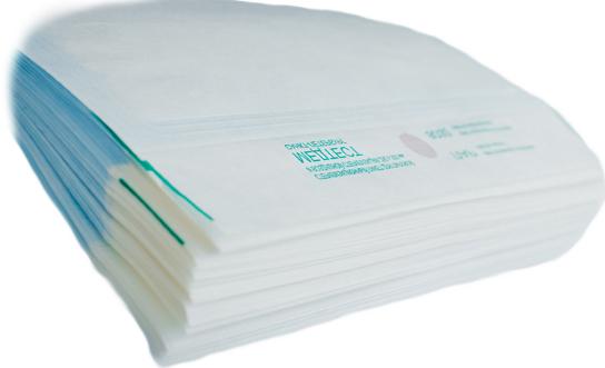Стерилизационный пакет ПБТСП-СтериМаг (100 штук в упак.) 100*250