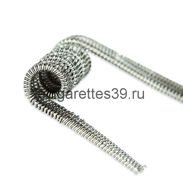 Спираль Staple Staggered Fused Clapton