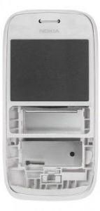 Корпус Nokia 302 Asha (white)