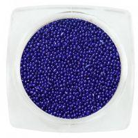 Бульонки для дизайна ногтей Синий 08