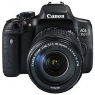 Canon EOS 750D Kit18-55mm is stm