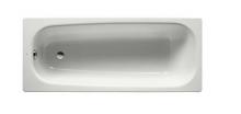 Акриловая ванна Roca Sureste 170x70 с отверстиями для ручек