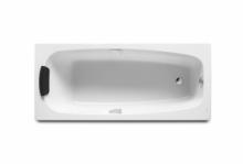Акриловая ванна Roca Sureste N 160x70 с отверстиями для ручек