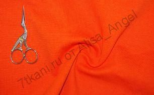 Оранж рибана с лайкрой