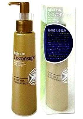 """617132 Коктейль-концетрат питательный для сухих и поврежденных волос """"Resche Coconsuper"""", 145 г"""