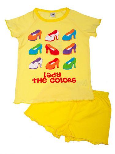 Комплект для девочки 3-7 лет JIM №JI457