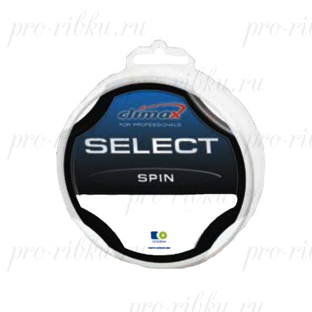 Леска Climax Select Spin (светло-зеленая) 100 м 0,34 мм 9,5 кг (спиннинговая)