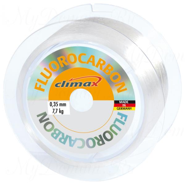 Леска Climax Fluorocarbon 0,40 мм 100 м 10,0 кг