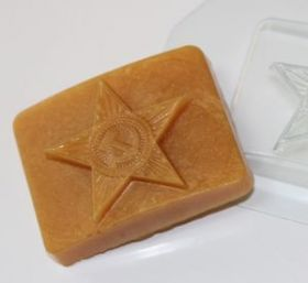 Форма для мыла Бляха