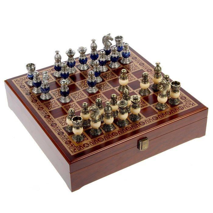 Шахматы имперские подарочные