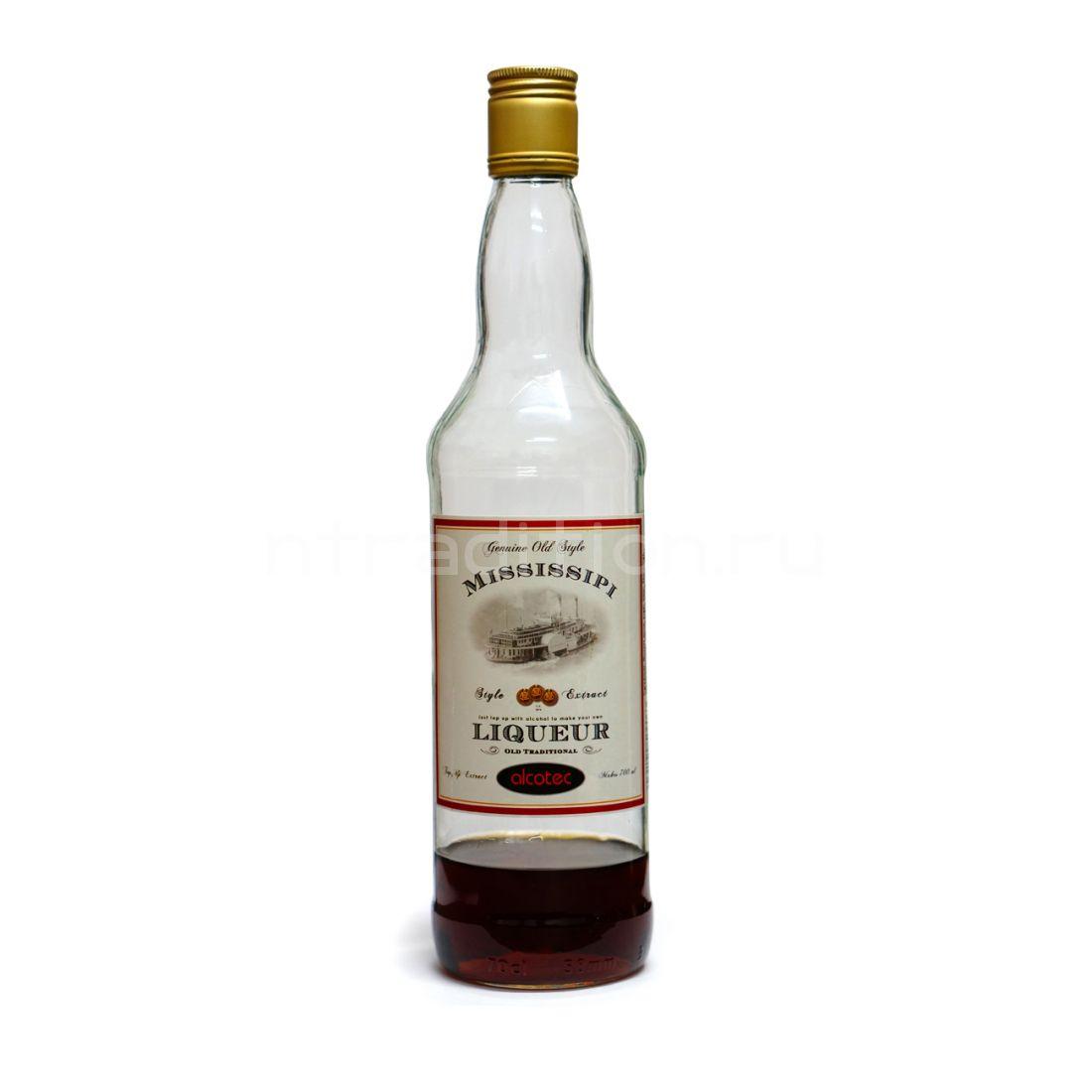 Вкусоароматическая добавка Alcotec Mississipi Liqueur